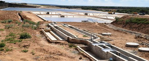 NAROK TOWN SEWERAGE SYSTEM COMPLETED