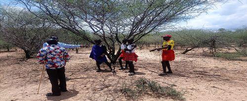 MASOL RESIDENTS WELCOME CONSTRUCTION OF LOKISHAKOWA WATER PAN